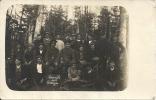 RIMOGNE : SUPERBE ET TRES RARE CARTE PHOTO - Les Consrits En 1916 - France