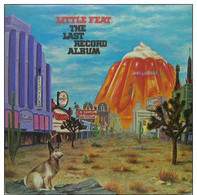 * LP *  LITTLE FEAT (record In Wrong Cover) - Rock