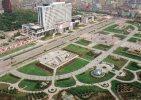 Asie-China - Chine - ( Shangai )  The People's Square *PRIX FIXE - Chine