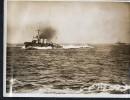 M674 British Navy Destroyers Chasseurs De Sous-marin 1917 Grande Photo - Guerre, Militaire
