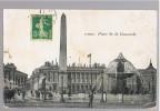 *CPA**PARIS***Place De La Concorde*** - Places, Squares