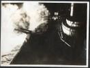 M677 British Navy HMS Hercules Canon 1917 - British Picture Grande Photo - Guerra, Militari