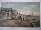 TILLLEUR - Débarcadère Et  Quai Du Hallage - Carte Très Animée Et Colorisée - Saint-Nicolas