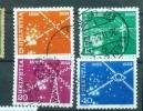 Zwitserland/Swiss/Suisse/   Schweiz  517-520 - Suisse