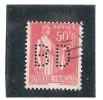 Perforé/perfin/lochung France No 283 BD  Dewisme Et Bouillant  Société Nouvelle De Composés Chimiques - Perfins