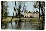 CPSM 49 BAUGE - Chateau De Gresillon - Maison Culturelle Des Esperantistes Francais - Autres Communes
