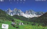 Télécarte Japon * SUISSE Montagne * Mountain (58) Japan Phonecard Switzerland Schweiz * - Bergen