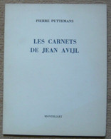 Les Carnets De Jean Avijl - Poésie