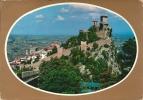 SAN MARINO.  Prima Torre. - San Marino
