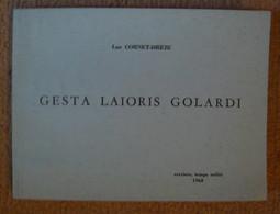Gesta Laioris Golardi - Poésie