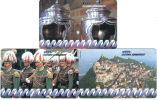 SAN MARINO - FIRST ISSUE MINT - COMPLETE SET - San Marino