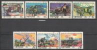 Vietnam - Mi-Nr 1444/1450 Gestempelt / Used (p085) - Militaria