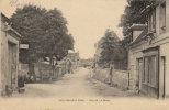 """Compiègne Saint Sauveur """"Rue De La Série """" Début De Siècle Carte Précurseur ! Bien Affranchie - Compiegne"""