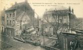 Hazebrouck - Destructions -Guerre 14-18 - Maison Bombardée, Rue Nationale - Guerre 1914-18