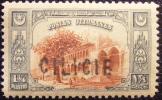 1919 Cilicie Fontaine Du Sultan Soliman Ier Sché YT 13 Neuf * Côte Dallay 11,00 € - Zonder Classificatie