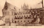 "22731   Belgio,  Campagne  De  1914,  Ruines  D""Ypres,  Le  Nouveau   Musee,  NV (scritta) - Ieper"