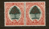 SOUTH AFRICA  N. 89b-91b/**  -  1937/1938-  Lot Lotto - Sud Africa (...-1961)