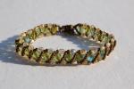 Bracelet Perles  Cristal De Bohême - Armbanden
