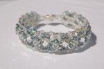 Bracelet Perles Cristal Swarovski - Bracelets