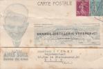 30 - Vauvert - Grande Distillerie Vergnes - Anis Suix (Pastis) - Autres Communes