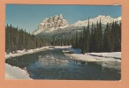 1966 Canadian Rockies BC ( Cover Banff Spring Hotel 1966 Alberta) Canada Postcard Carte Postale CPA - 1952-.... Règne D'Elizabeth II