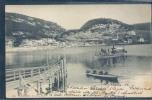 Vallée De Joux, Le Pont, Lac, Animée, Bateau, - VD Vaud