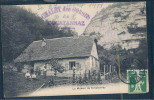 La Maison De Covatannaz, Animée, Chalet Des Gorges, (Le Trait Orange Est Une Erreur Du Scanner), - VD Vaud