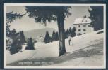 Les Rasses, Grand Hôtel Beau Site, Animée, Skieur, En Hiver, - VD Vaud