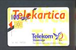 SLOVENIA  -  Chip Phonecard As Scan - Slovenia