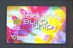 SLOVENIA  -  Chip Phonecard As Scan - Slovenië