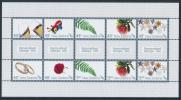 NEW ZEALAND 2006 Personalised Stamps Sheetlet Of Ten Stamps** - Blocks & Sheetlets