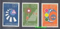 Netherlands Antilles Mi No. 263-265 - Seafty - Automobili