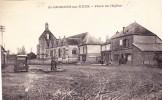 R28- St-GEORGES-sur-EURE - Place De L'Eglise - Autres Communes