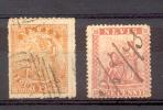 NEVIS 1861-1876 SOLD AS IS Se Venden Como Estan COLONIE BRITANNIQUE - St.Kitts En Nevis ( 1983-...)