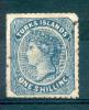 TURKS ET CAIQUES 1867 Sold As Is Rare - Turks- En Caicoseilanden