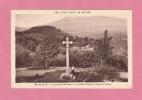 CPA..( 74 )..SALEVE : La Croix De Mornex - La Vallée D'Ouvre Et Le Mont Voiron - France