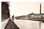 CANAL DE BOURGOGNE ET SUCRERIE DE BRIENON  REF 24162 - Industrie