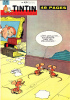 TINTIN JOURNAL 610 1960, Souris, Laurel Et Hardy, Indiens /visages Pâles (Karl May), Le Capitan (Jean Marais, Bourvil), - Tintin