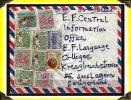 Lettre  Du Soudan Pour La Suisse  -  Soudan - Soudan (1954-...)