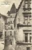 6j - 24 - Sarlat - Dordogne - La Dordogne Pittoresque - Hôtel De Maleville - P.D.S - Sarlat La Caneda