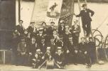POILUS  PONT PIERRE  CLASSE 1909  LA FANFARE - Guerre 1914-18