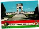 ASIAGO   /  Sacrario Militare - Vicenza