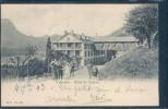 Vallorbe, Hôtel De Genève, Animée, Poussette, Landau, - VD Vaud