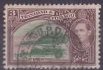 £9 - TRINITE Et TOBAGO N° 140A - Oblitéré - Trinité & Tobago (...-1961)