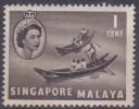 £9 - SINGAPOUR N° 28 - NEUF SANS CHARNIERE - Singapour (...-1959)