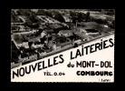 35 - COMBOURG - Nouvelles Laiteries Du Mont-Dol - Combourg