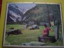 Almanach Des P.T.T. 1963 - Vosges N°88 - VACANCES EN MONTAGNE - Carte Géographique - Formato Piccolo : 1991-00