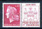 1969/70 - FRANCIA - FRANCE - FRANKREICH - FRANKRIJK - NR. 1231d - MNH - Mint Never Hinged - (Z0612...) - France