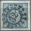Luxus Briefstück Bayern Nr. 10 Offener Mühlradstempel 32 Befund Ferchenbauer - Bayern