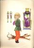 Chromo Illustr. (Josette Boland ) - Jongen Met Tijger - Découpis